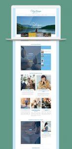site internet environnement oligothérapie