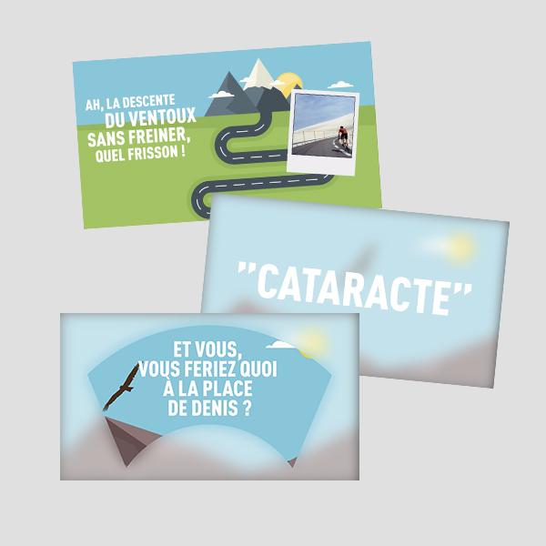 motion design cataracte