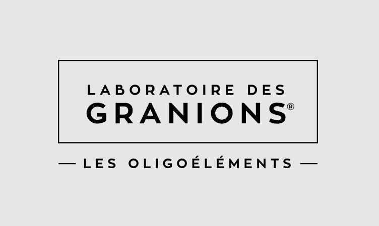 Refonte Logo Laboratoire des Granions
