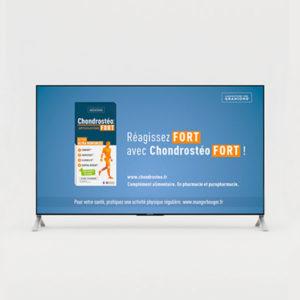 Spot télé complément alimentaire